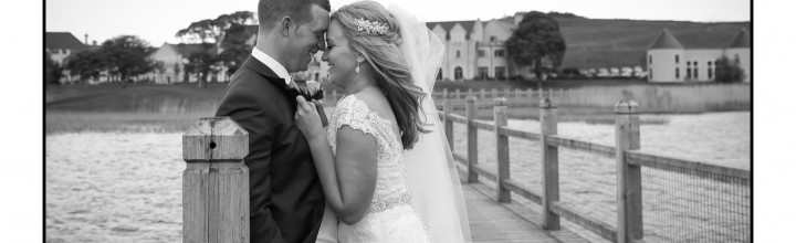 Catherine & Ryan, Lough Erne Resort