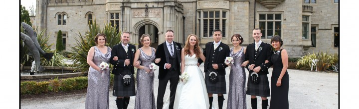 Judith & Grant @ Lough Eske Castle