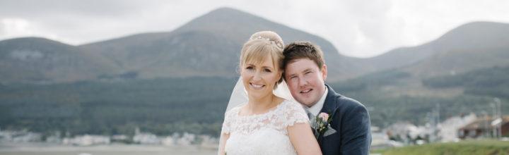 Helen & Robert's Wedding / Slieve Donard Hotel, Newcastle